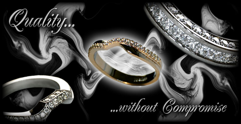 Highest Quality Handmade in Ireland: Engagement Rings, Bespoke Diamond Wedding Rings, Fine Jewellery, Custom Designed Fitted Wedding Bands.